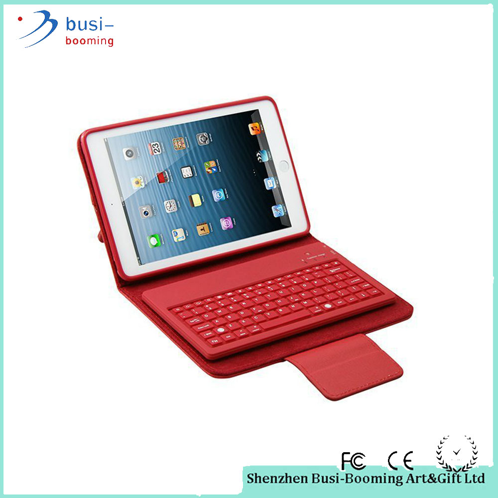 Factory Direct Sale Portfolio Bluetooth Tablet PC Keyboard Stand Case Tablet Keyboard Case For Ipad Mini4
