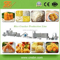Fully Automatic Hot China Products Wholesale Bread crumbs extruder making equipment/Choco Corn Flakes Processing Line