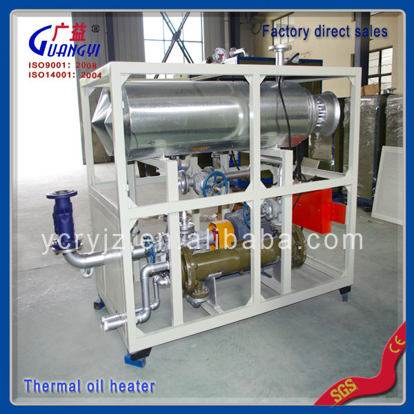 oil heater machine for laminating presses,china manufacture