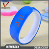 New Fashion LED Wristwatches Light Colors for Summer New Plastic Digital Watch