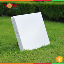 Hot sale cheap modern used white plastic outdoor folding suitcase picnic table and chairs wholesale