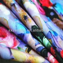 100% Polyester Printing Knitted Fabrics