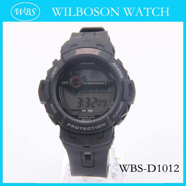 Wholesale fashion high tech digital watches