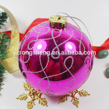outdoor christmas decorations hanging ball