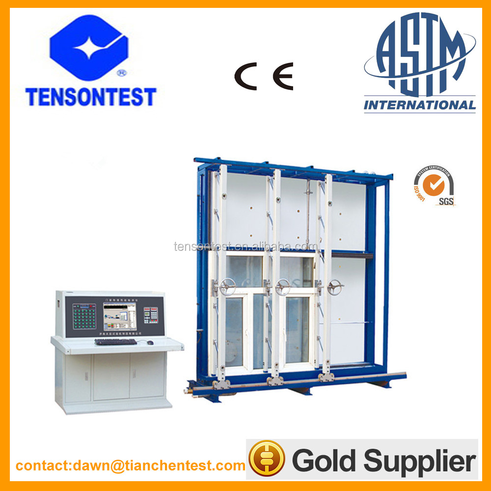 CWWS Door and Window Physical Property Test of Building Outer Window Tester