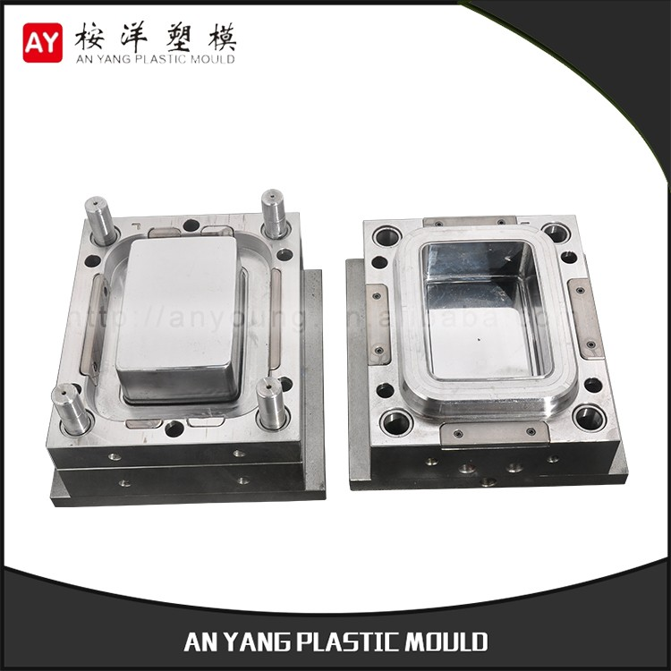 Design And Processing Plastic Injection Chinese Apollo