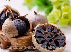 we buy China black garlic