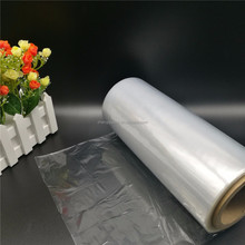 5 layer extrusion 19 micron single wound Polyolefin heat shrink film