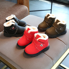 small baby infants winter warm snow boots kids boys girls low price winter boots
