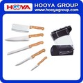 7 PCS Kitchen Knife SetS with Plastic Block