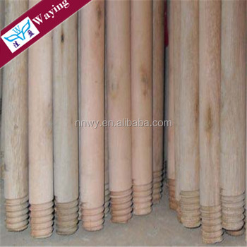 Economic using wooden handle cotton mop
