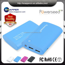 Free samples fast shipping protable power bank 8000mah