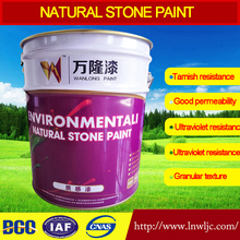 Factory direct sale textured lacquer in building coating