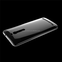 soft tpu phone case for zenfone 2 transparent cover for zenfone 2