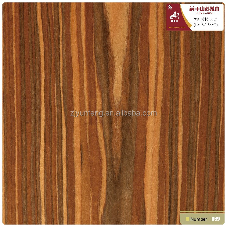 artificial wood veneer rosewood 366c basswood raw material for fancy plywood door furniture