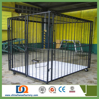 carrying soft dog cage pet carrier pet cages order/strong stainless steel dog cage