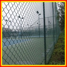 Cheap and security Inflatable sports fence/Wire mesh fence tennis court fence