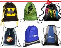 Cheap drawstring bag, cotton drawstring bag, polyester drawstring bag
