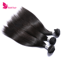Cuticle aligned hair brazilian mink human hair extension
