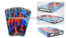 3d sublimation case for iPhone4/4S,5
