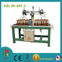 H&H 40 Carrier/Spindle Rope Machine Factory Supplier