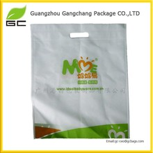 accept custom order patch handle non woven cheap charity bags for sale