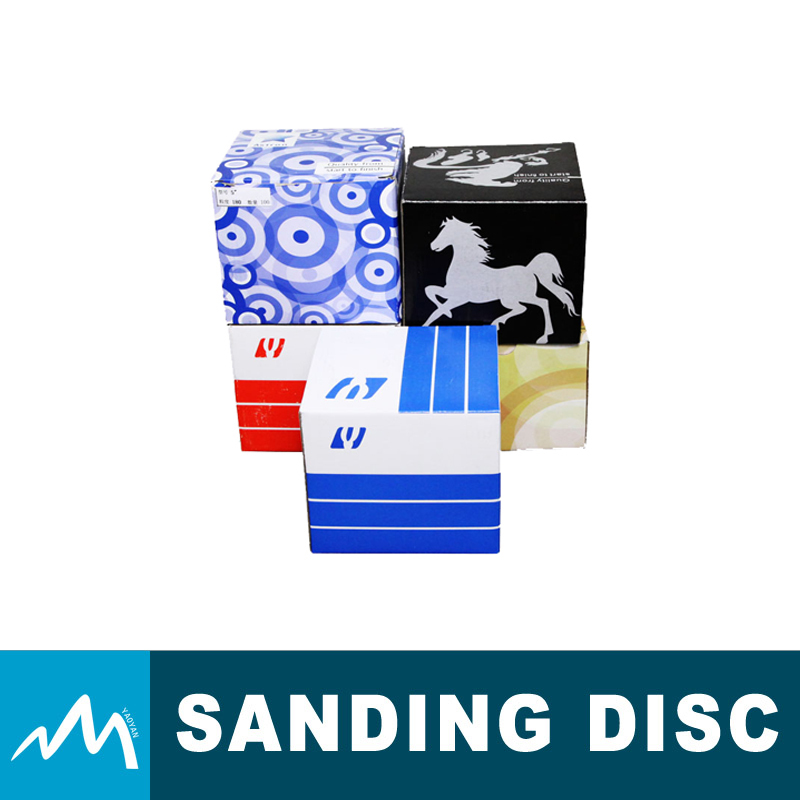 Top Quality Low Price Logo Printed adhesive backed sandpaper rolls