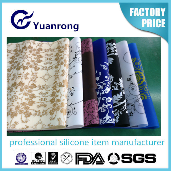 Professional OEM for Silicone Baking Mat