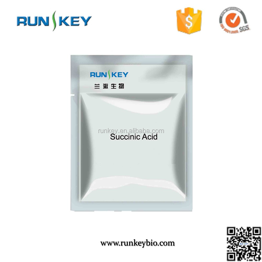 Food additives Succinic Acid 110-15-6
