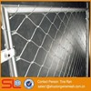 ISO Manufactory provide stainless steel wire rope woven mesh for Stair Security