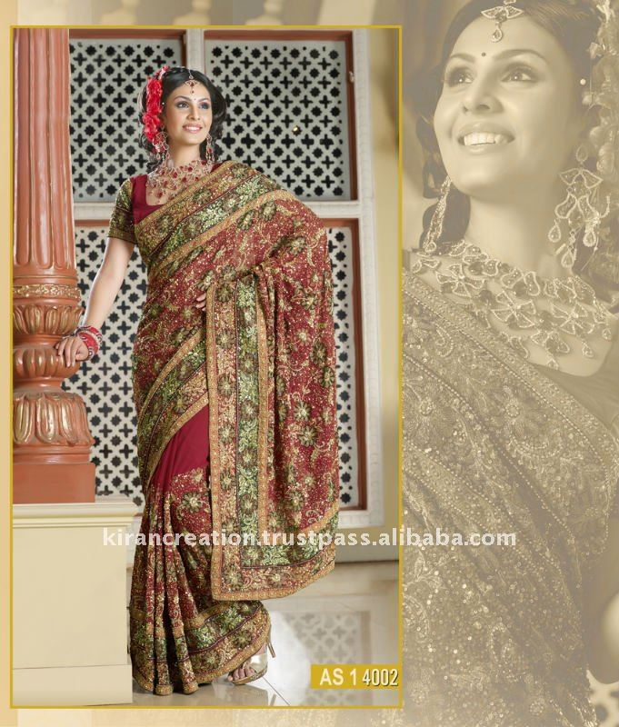 Exclusive Border design sari