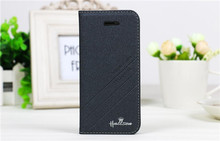 2014 hot selling for samsung s5 leather case with standing