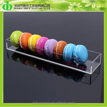 DDC-M006 Trade Assurance Cheap Acrylic Macaron Display Trays