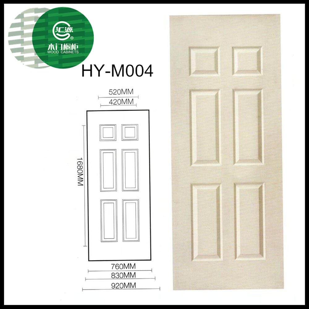 Top Design Bedroom MDF timber melamine Toilet PVC Doors from china suppliers