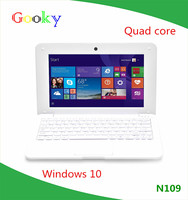 2016 New arrival!! High quality mini laptop 10inch netbook Windows10 very cheap laptop computer