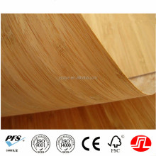 Sliced Cut Bamboo Panels Veneer manufacturer