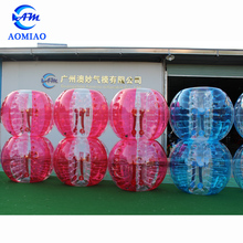 Giant inflatable soccer ball loopyball/ human soccer bubble for sale
