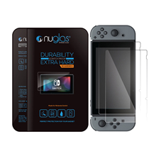 New premium top A quality tempered glass film screen protector for Nintendo Switch