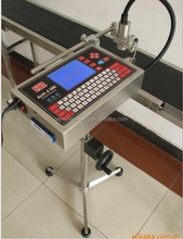 Automatic spray serial number stamping machine/inkjet batch code printer