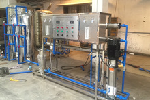 2000L/H RO Water Purification Machine/ Drinking Water Treatment Plant