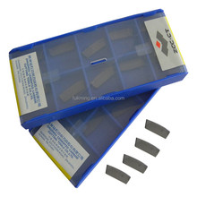 Original ZCCCT TOOL CCMT 060204 EM YBG202 ZCC.CT Cemented Carbide Cutting tools turning insert ZCC CCMT060204