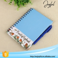 Hardcover Sprial Students Diary Journal