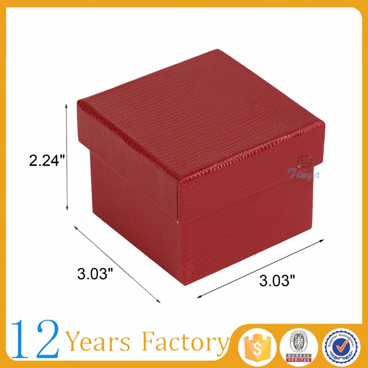 luxury gift tray printed ring box