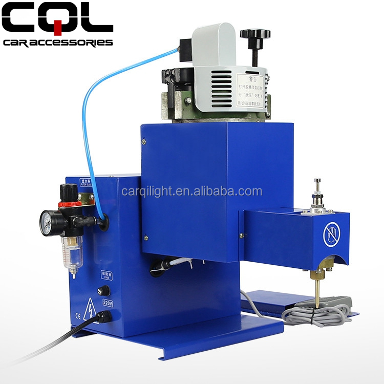 CQL Car retrofit sealant headlight glue processing machine for bi-xenon projector lens