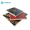 Linyi Plywood Black Brown Film Faced