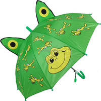 animal style kids umbrella with full printing
