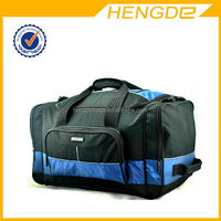 Popular stylish ripstop nylon duffel bags