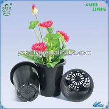 2015 New design for oriental plastic flower pots planter pots