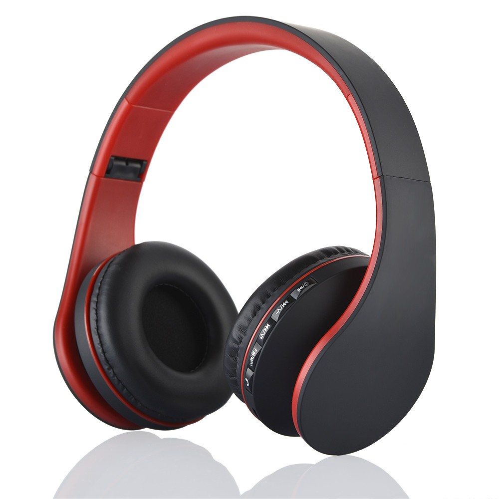Wireless Bluetooth Headset bluetooth 4.1 over the ear headphone with microphone