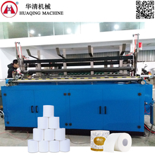 automatic low price small roll toilet paper making machine production line